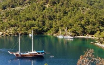 Türkiye'nin En Güzel 4 Mavi Yolculuk Rotası