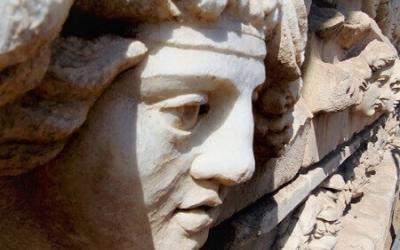 Güzelliğin ve Tutkunun Şehri Aphrodisias