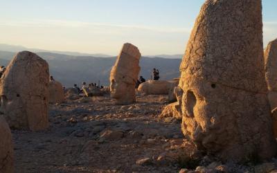 Tanrılar Tahtı Nemrut Dağı