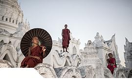 Gizeme Açılan Kapı; Myanmar