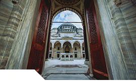 Üç Sultan, Üç Anıt