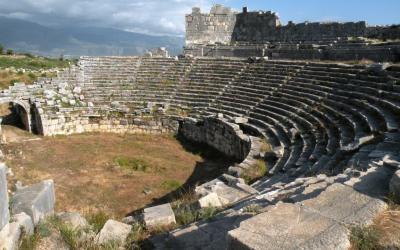 Fethiye'den Antalya'ya: Antik Likya Yolu