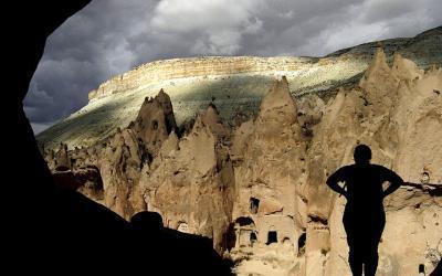Tutkumun Peşinden : Kapadokya