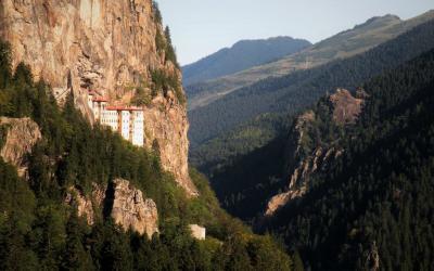 Cennetten Bir Köşe: Doğu Karadeniz Trabzon- Gümüşhane