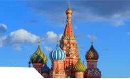 Moskova'dan St Petersburg'a Rusya Turu