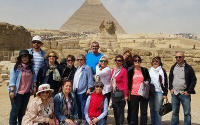 Nil Nehrinin Ülkesi, Mısır