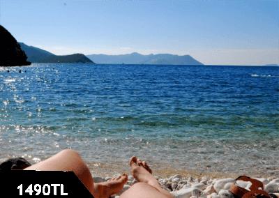 Bayramda Antalya'dan Fethiye'ye