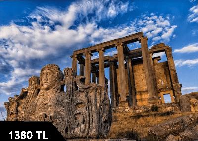 Aizonai, Frig Vadisi ve Eskişehir Turu