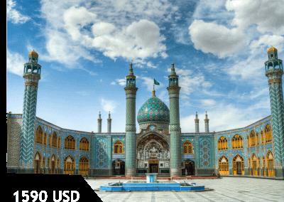 Baştan Başa İran Turu