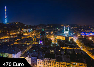 Ukrayna'nın Avrupa Kapısı, Lviv Turu