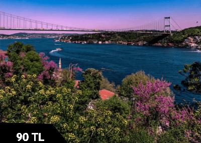Baharın Rengi, Erguvan – Boğaz Turu