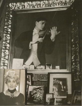 Aliye Berger ve fotoğraflar