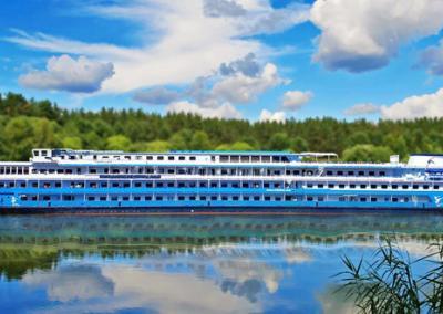 Bayramda Volga Nehir Turu