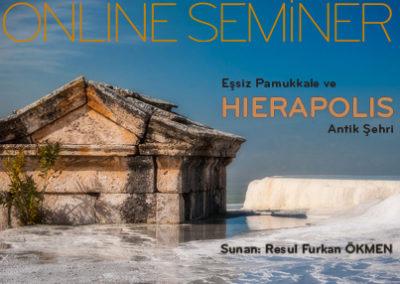 Eşsiz Pamukkale ve Hierapolis Antik Kenti