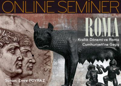 Roma'nın Kuruluşu: Krallık Dönemi ve Roma Cumhuriyeti'ne Geçiş