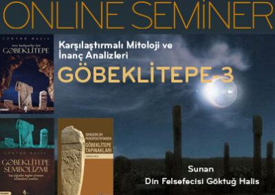 Göbeklitepe 3 – Karşılaştırmalı Mitoloji ve İnanç Analizleri
