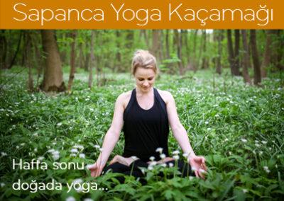 Sapanca Yoga Kaçamağı